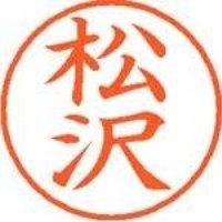 シヤチハタ ネーム9既製 XL-9 1826 松沢(10セット)