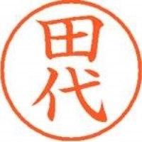 シヤチハタ ネーム9既製 XL-9 2217 田代(10セット)