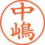 シヤチハタ ネーム9 XL-9 2436 中嶋(10セット)