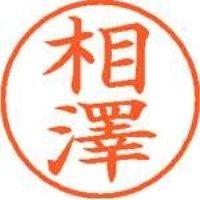 シヤチハタ ネーム9既製 XL-9 4001 ◆相澤(10セット)