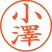 シヤチハタ ネーム9既製 XL-9 4019 ◆小澤(10セット)