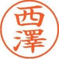 シヤチハタ ネーム9既製 XL-9 4067 ◆西澤(10セット)