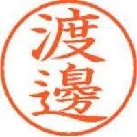 シヤチハタ ネーム9既製 XL-9 4099 ◆渡邊(10セット)