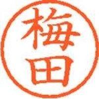 シヤチハタ ネーム6既製 XL-6 0395 梅田(10セット)