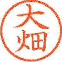 シヤチハタ ネーム6既製 XL-6 0517 大畑(10セット)