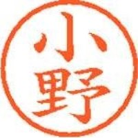 シヤチハタ ネーム6既製 XL-6 0579 小野(10セット)