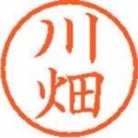 シヤチハタ ネーム6既製 XL-6 0829 川畑(10セット)