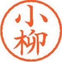 シヤチハタ ネーム6既製 XL-6 1079 小柳(10セット)