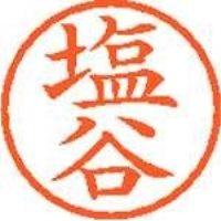 シヤチハタ ネーム6既製 XL-6 1264 塩谷(10セット)