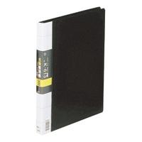 コレクト 名刺整理帳 K-613-BK A4L 300枚用 黒(10セット)