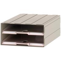 サカセ ビジネスカセッター A4-トレー2 A4/1列/2段(10セット)