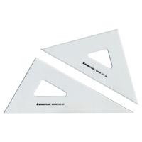 ステッドラー マルス三角定規 ペアセット24cm 964-24(10セット)