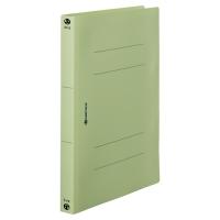 ジョインテックス PPフラットファイル厚綴A4S緑10冊 D080J-GR(10セット)