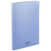 LIHITLAB クリヤーブック交換式 期間限定特価品 N-5015 青 120セット 高額売筋