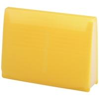LIHITLAB エクスパンディングファイル A-5050-5 黄(10セット)