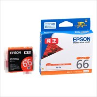 エプソン インクカートリッジ ICOR66 オレンジ(10セット)
