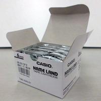 カシオ計算機 カシオ計算機 テープ 5個(5セット) テープ XR-6X-5P-E 透明に黒文字 6mm 5個(5セット), お米専門店 とよみや:1cde9053 --- data.gd.no