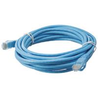 ジョインテックス LANケーブルCat6 ブルー5M A070J(10セット)