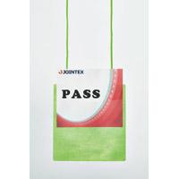 ジョインテックス カラーイベント名札 50枚 緑B362J-G-50(10セット)