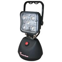 熱田資材 LED投光器 充電式サンダービームLED-J15(5セット)