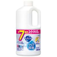 花王 キュキュット クリア除菌 詰替用 1380ml(10セット)