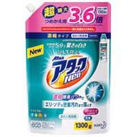 花王 ウルトラアタックNeo 詰替用 1.3kg(10セット)