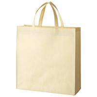 ジョインテックス 不織布手提げバッグ小10枚ベージュB450J-BE(10セット)
