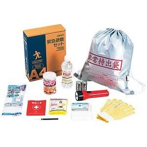 角利産業 緊急避難セット KEC-050N(5セット)