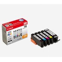 キヤノン インクカートリッジBCI-371XL+370XL/5MP(10セット)