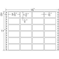 東洋印刷 ナナフォームラベル MT15T 24面 500折(10セット)