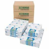 北越製紙 エコ画用紙 4ツ切特厚 170-4 100枚(10セット)