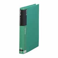 ビュートン リングクリヤーブック RCB-A4-30 A4S 緑(10セット)