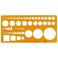 内田洋行 テンプレート建築士受験者用012-0014(10セット)