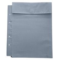 ケイズドラフト 布図面袋A4収納4穴ハトメ無014-0168マチ3cm(10セット)
