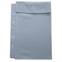 ケイズドラフト 布図面袋A4規格4穴ハトメ無014-0170マチ3cm(10セット)