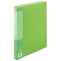 ジョインテックス クリアーブック40P A4S緑1冊 D048J-GR(10セット)