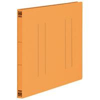 プラス フラットファイル縦罫A4E No.022NT OR 10冊(10セット)