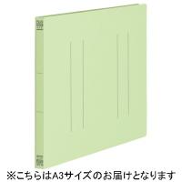プラス フラットファイル縦罫A3E No.002NT GR 10冊(10セット)