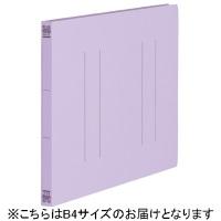 プラス フラットファイル縦罫B4E No.012NT VL 10冊(10セット)