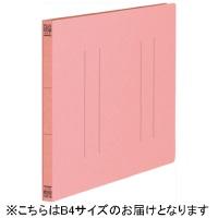 プラス フラットファイル縦罫B4E No.012NT PK 10冊(10セット)