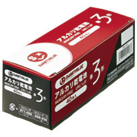 ジョインテックス アルカリ乾電池 単3×40本 N223J-4P-10(10セット)