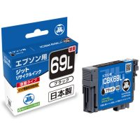 ジット リサイクルインクJIT-E69BLブラック(10セット)