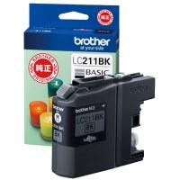 ブラザー インクカートリッジ LC211BK(10セット)
