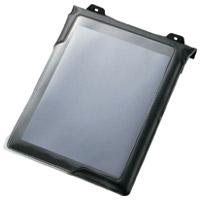 エレコム タブレット用防水・防塵ケースTB-04WPSBK(5セット)