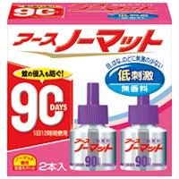 アース製薬 アースノーマット取替えボトル90日用 2本入(10セット)