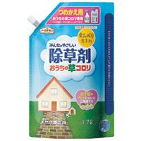 アース製薬 アースガーデン おうちの草コロリ詰替 1.7L(10セット)