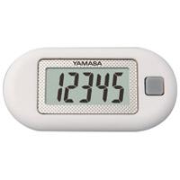 山佐時計計器 ポケット万歩 EX-150 ホワイト(10セット)