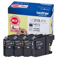 ブラザー インクカートリッジ LC213-4PK(10セット)