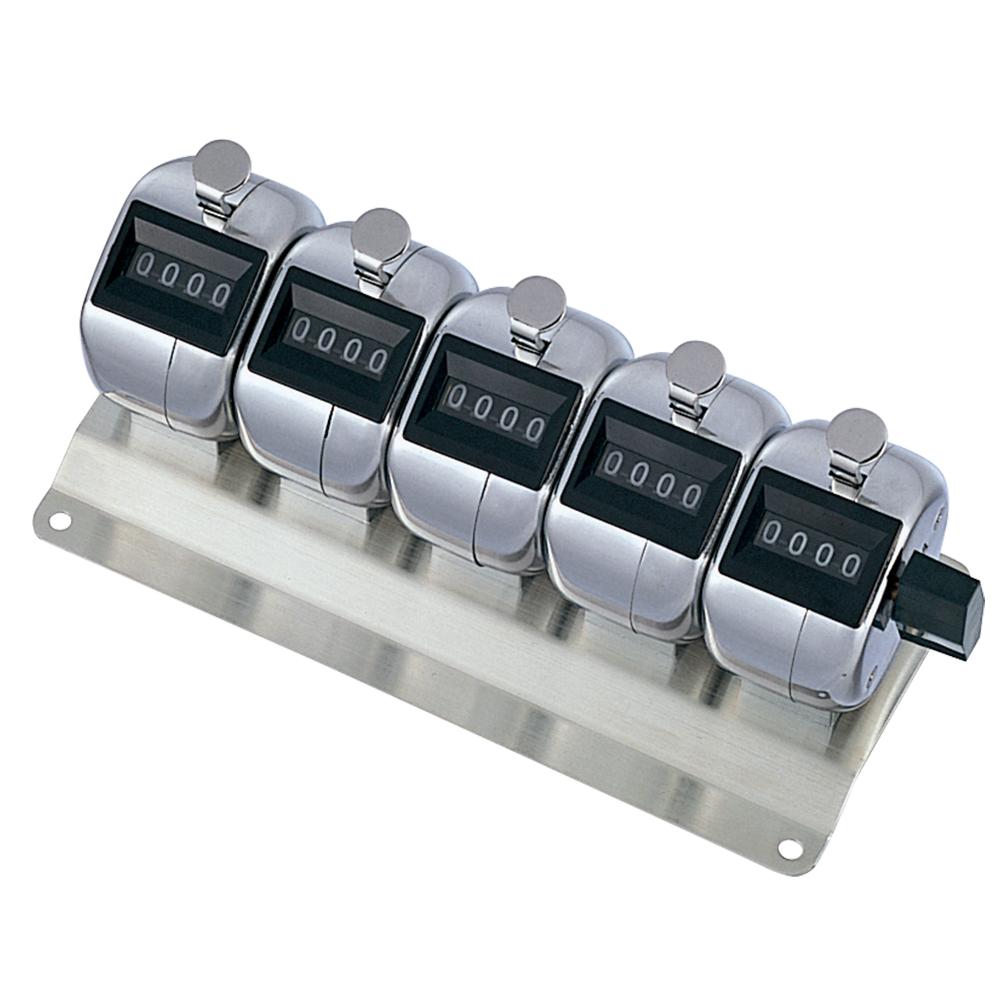 プラス 数取器 KT-500 5連用(10セット)
