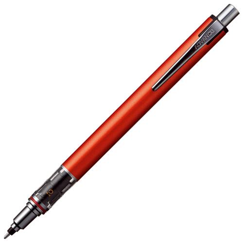 毎日がバーゲンセール 三菱鉛筆 クルトガアドバンス0.5 レッド 完売 M55591P.15 120セット